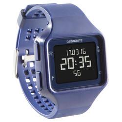 Digitaal sporthorloge voor heren W500+ M SWIP timer - 700405