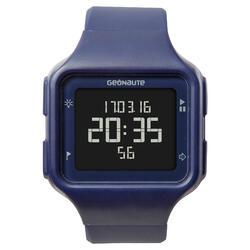 Digitaal sporthorloge voor heren W500+ M SWIP timer - 700406
