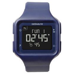 Digitaal sporthorloge voor heren W500+ M SWIP timer - 700409