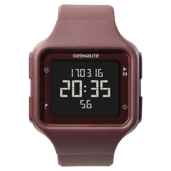 Digitaal sporthorloge voor heren W500+ M SWIP timer - 700420