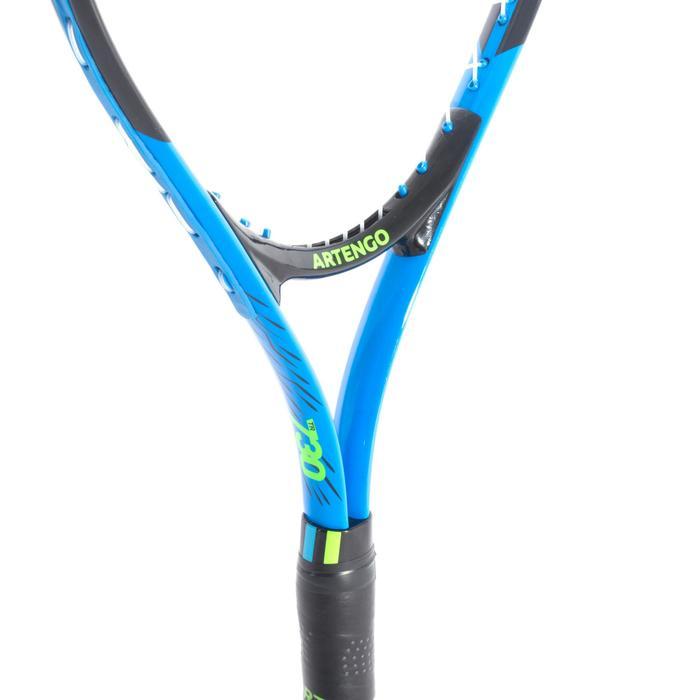 TR130 23 Girls' Tennis Racket - White/Pink - 700464