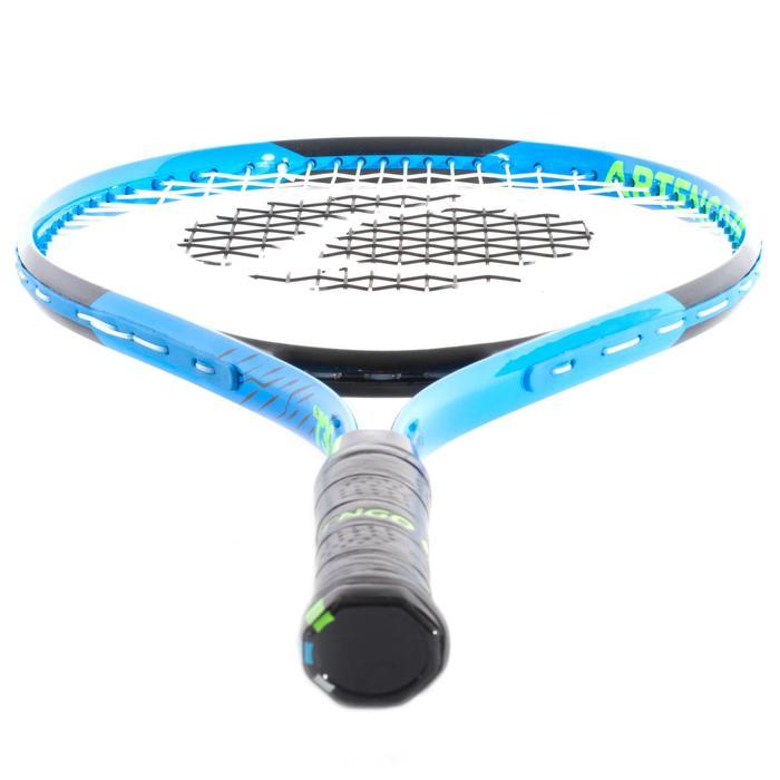 TR130 23 Girls' Tennis Racket - White/Pink - 700465