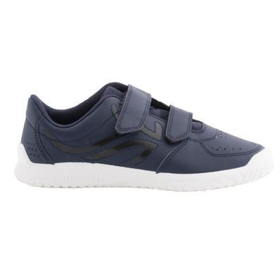 TS100 Grip Kids' Tennis Shoes - Blue