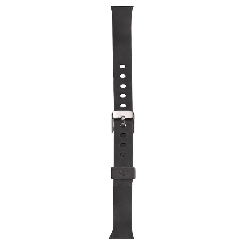 WATCH STRAP COMPATIBLE WITH W500S AND A300S - BLACK