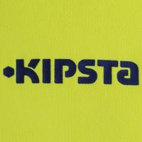 Maillot de gardien de football enfant F300 jaune noir
