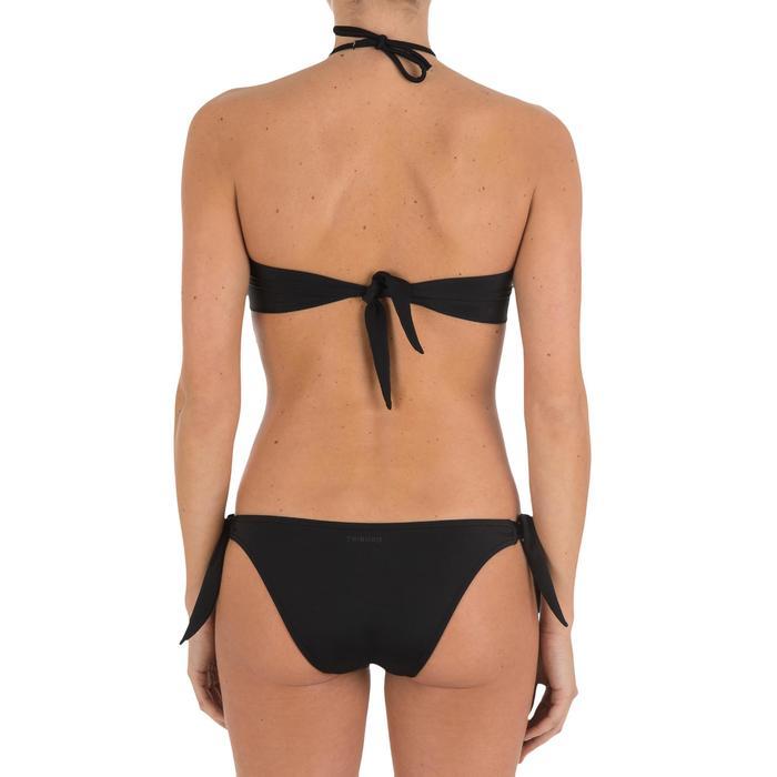 Haut de maillot de bain femme bandeau avec coques fixes LAETI - 701114