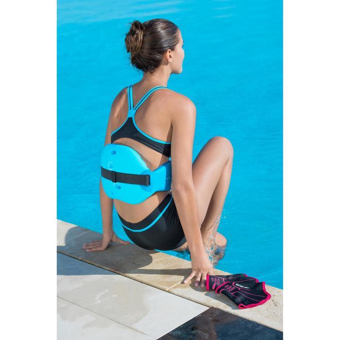 Ceinture de flottaison aquagym bleue - 701730