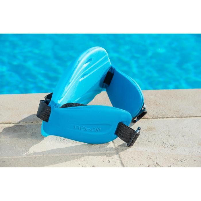 Ceinture de flottaison aquagym bleue - 701737