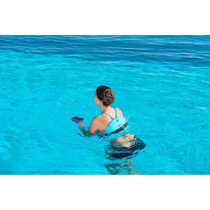 Ceinture de flottaison aquagym bleue - 701738