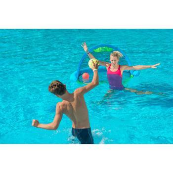 Maillot de bain de natation une pièce femme Leony - 701769