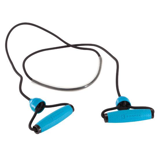 Verstelbaar fitness elastiek voor figuurtraining of gym - medium - 701805