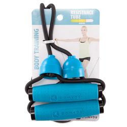 Verstelbaar fitness elastiek voor figuurtraining of gym - medium - 701820