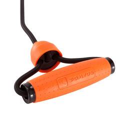 Verstelbaar fitness elastiek voor figuurtraining of gym - hard - 701821