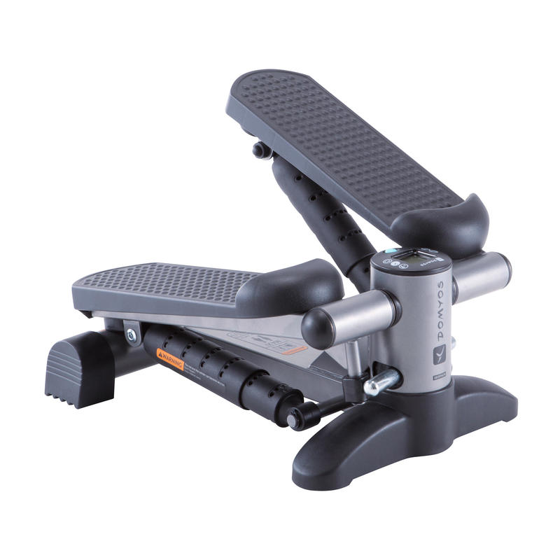 Essential Mini Stepper - Black