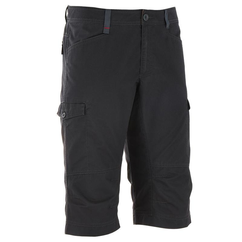 Men's Hiking Pants (3/4th) - Grey