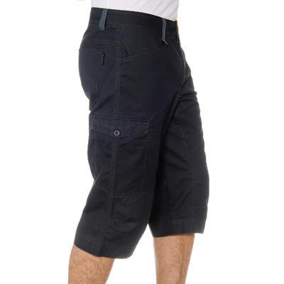 NH500 Men's Country Walking Cropped Bottoms - Grey
