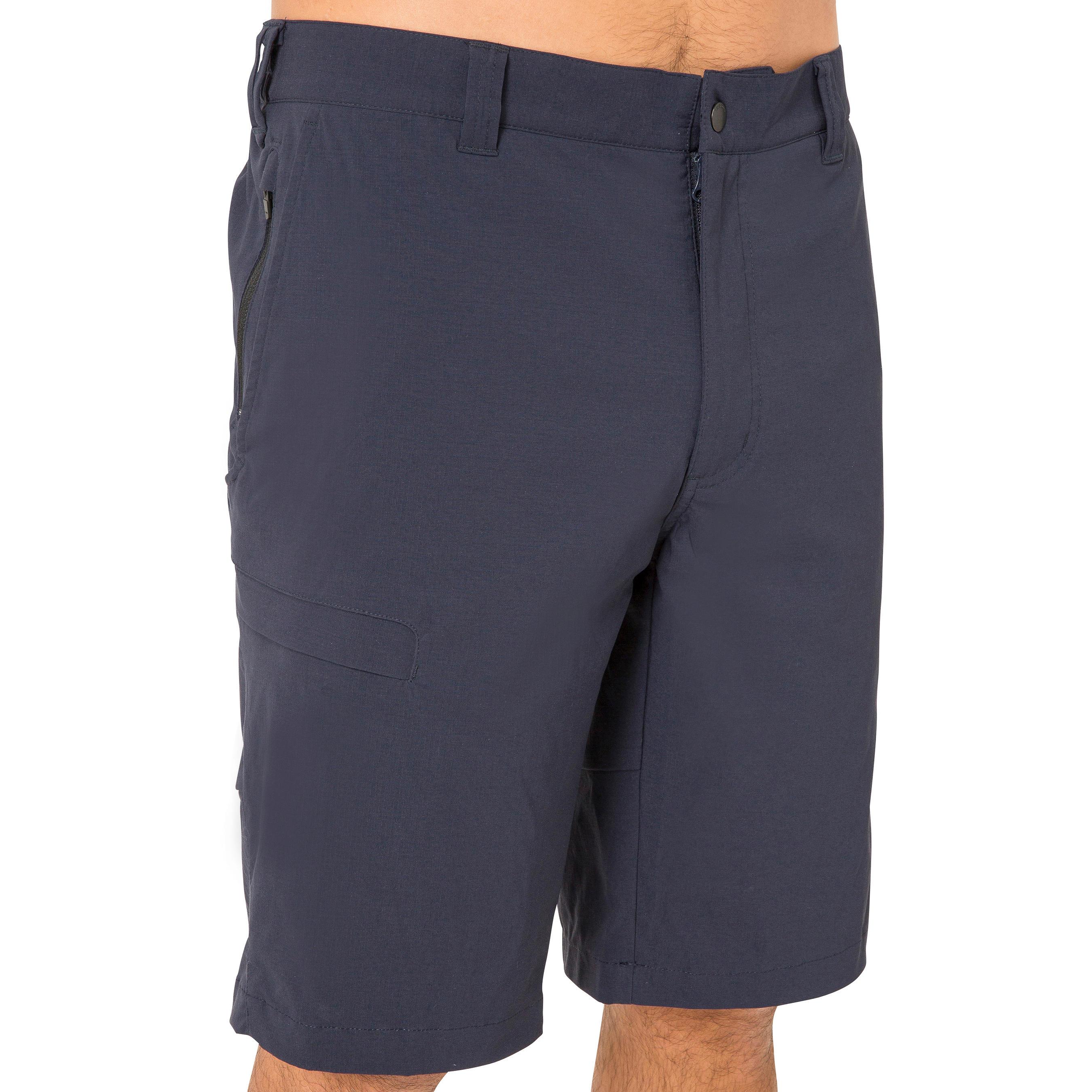 Bermuda shorts for regattas Race men's dark blue