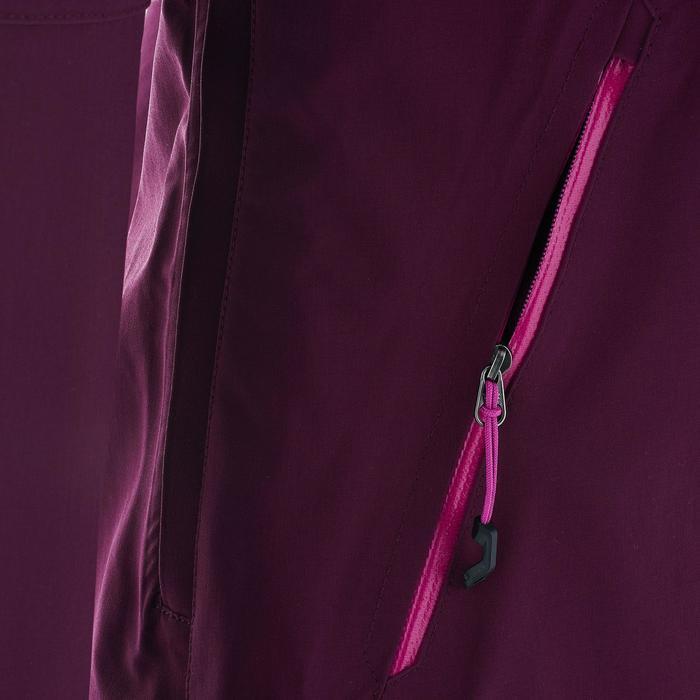 Veste de pluie imperméable de randonnée montagne MH500 Femme - 702640