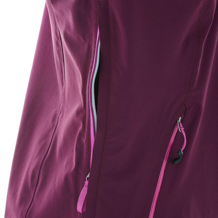 Veste de pluie imperméable de randonnée montagne MH500 Femme - 702646