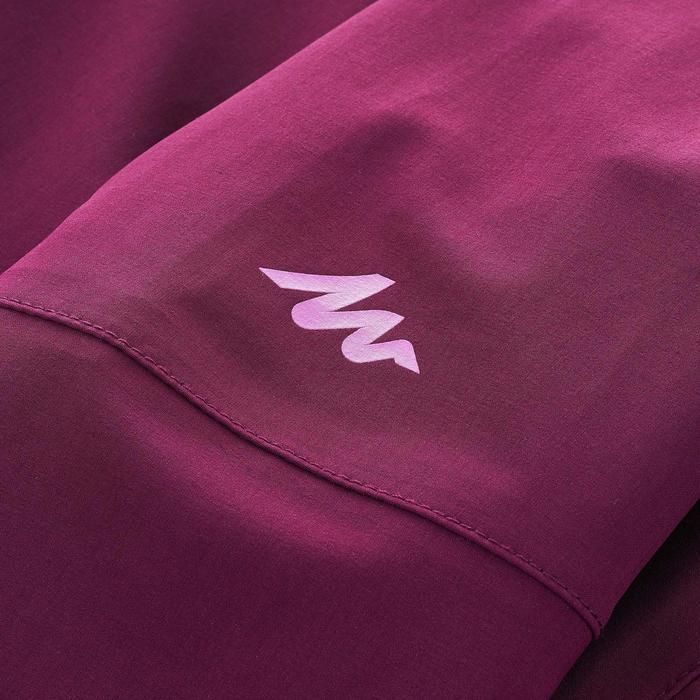 Veste de pluie imperméable de randonnée montagne MH500 Femme - 702652