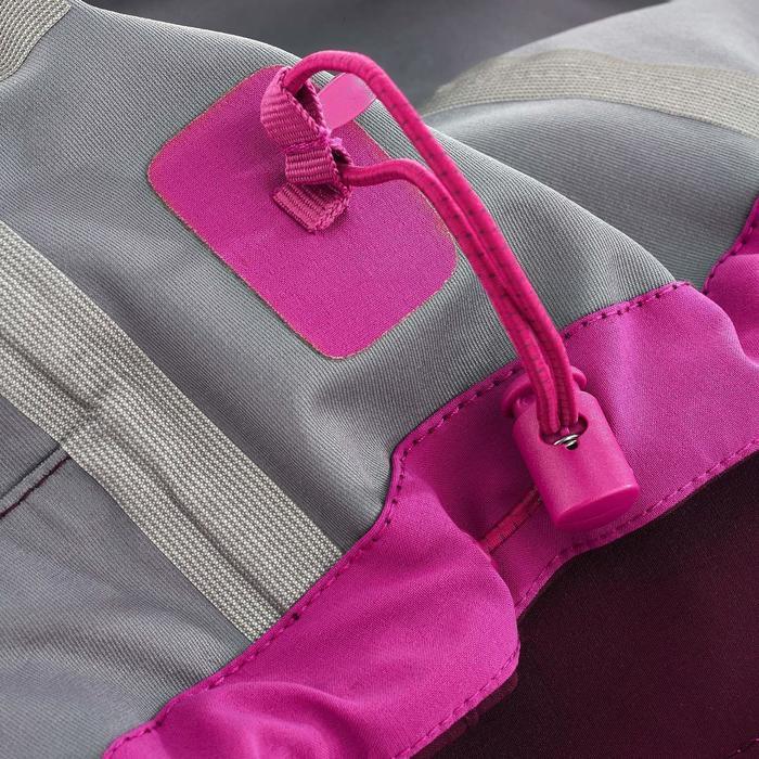 Veste de pluie imperméable de randonnée montagne MH500 Femme - 702654