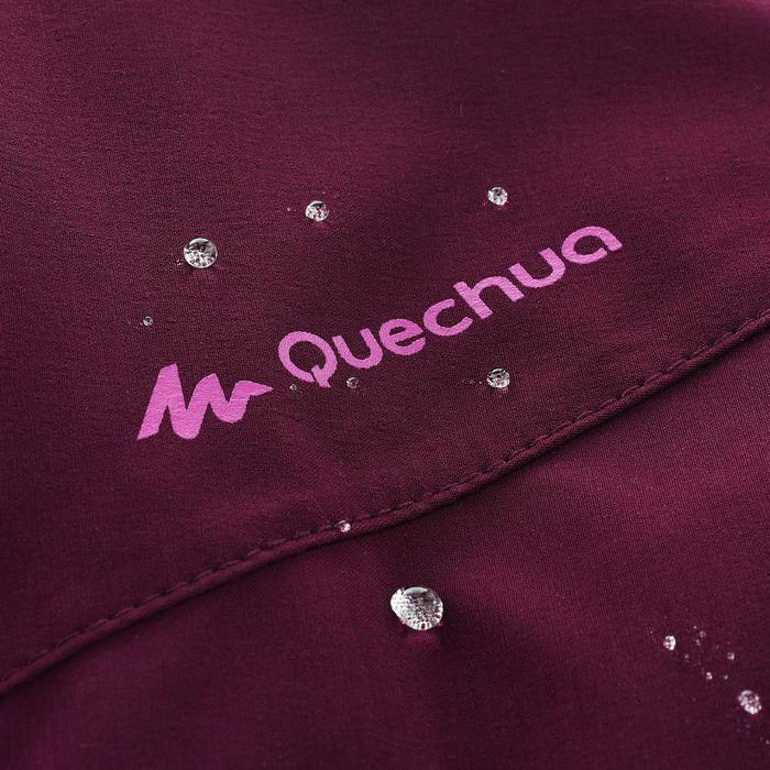 Veste de pluie imperméable de randonnée montagne MH500 Femme - 702658