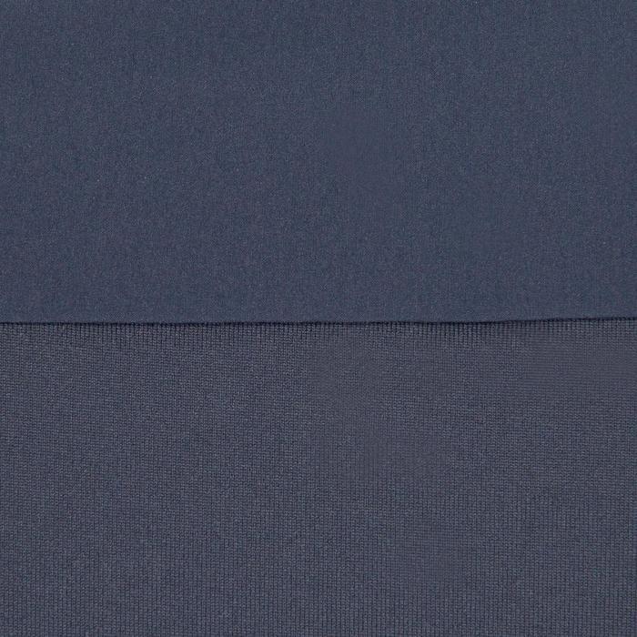 男款航海短袖Polo衫Race 500-深藍色
