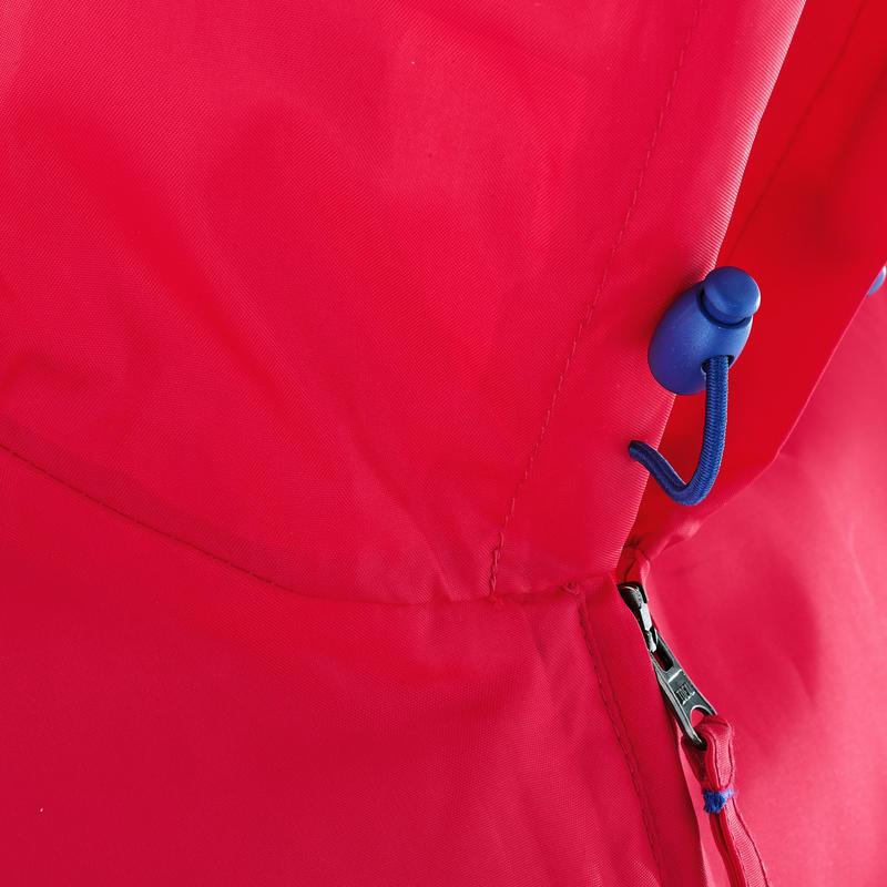 Women's NH100 Country Walking Raincoat - Pink