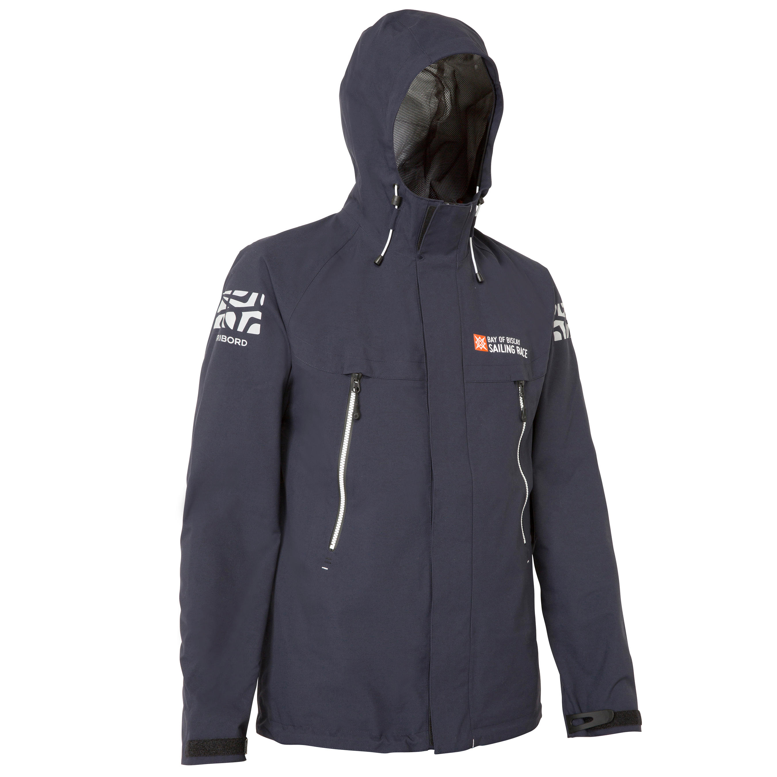 500 Men's Sailing Rain Coat - Dark Blue