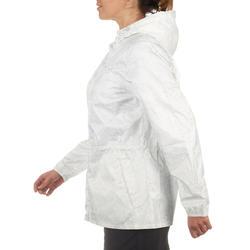 Waterdichte wandeljas voor dames Raincut Zip - 702860