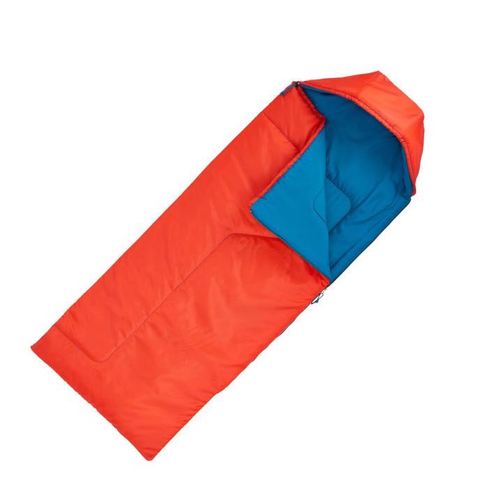 Schlafsack Kinder 10 °C rot