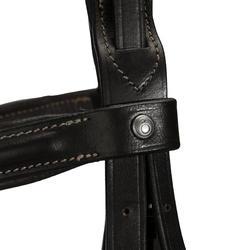 Hoofdstel + teugels Edimburgh ruitersport - pony en paard - 704325