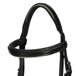 Hoofdstel + teugels Edimburgh ruitersport - pony en paard - 704326