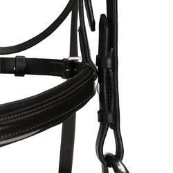 Hoofdstel + teugels Edimburgh ruitersport - pony en paard - 704335