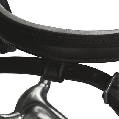 Essen Horse Riding Horse And Pony Bridle + Reins Set - Black