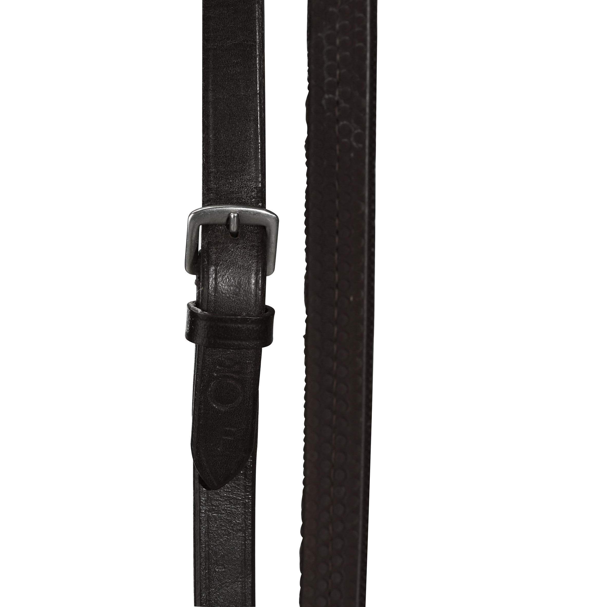 Essen Horseback Riding Bridle and Reins Set Horse and Pony Size - Black