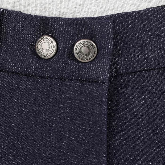 Pantalon équitation femme PADDOCK GRIPPY JEANS