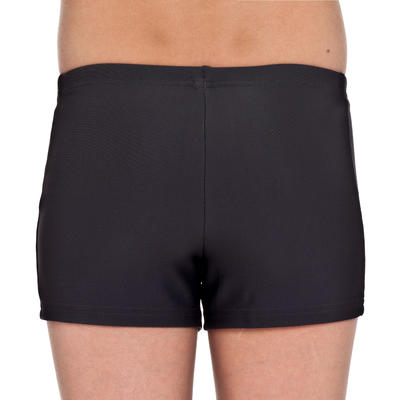 - אפור B-Active Tonyמכנסי בוקסר קצרים לשחייה לבנים מדגם