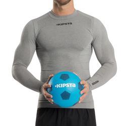 Fußball Sunny 300 Größe 5 blau/schwarz
