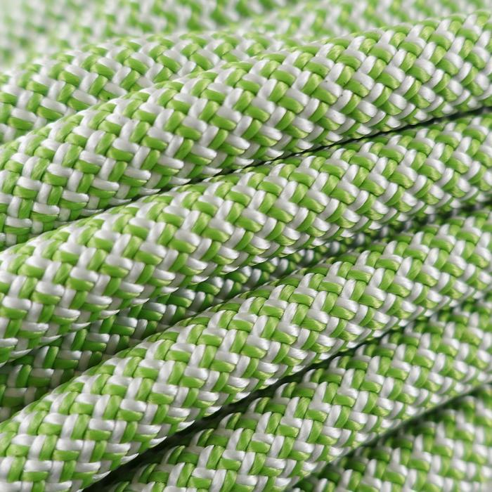 Corde d'escalade Indoor ROCK 10mm x 35m Verte - 705481