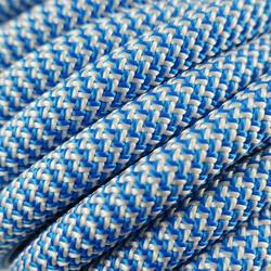 Corde d'escalade Indoor ROCK 10mm x 35m Bleu