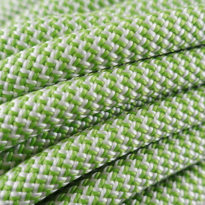 Rock Indoor Climbing Rope - Green 10 mm x 35 m
