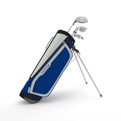 kit de golf enfant 11 13 ans droitier 500 inesis golf. Black Bedroom Furniture Sets. Home Design Ideas
