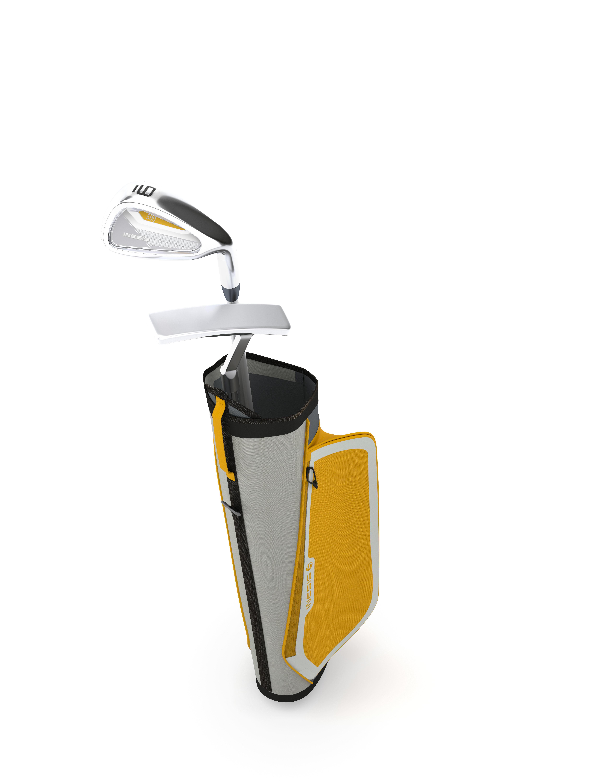 ENSEMBLE KIT de golf enfant 2-4 ANS droitier 500