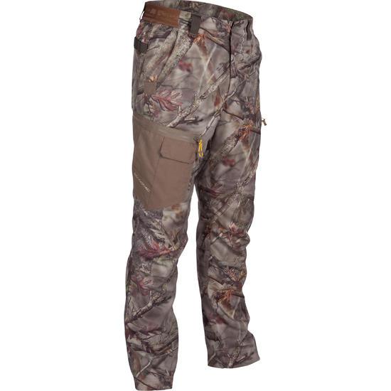 Broek Actikam-B 300 camouflage bruin - 705567