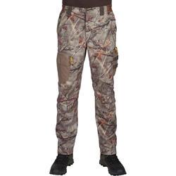 BROWN CAMOUFLAGE ACTIKAM 300 HUNTING PANTS
