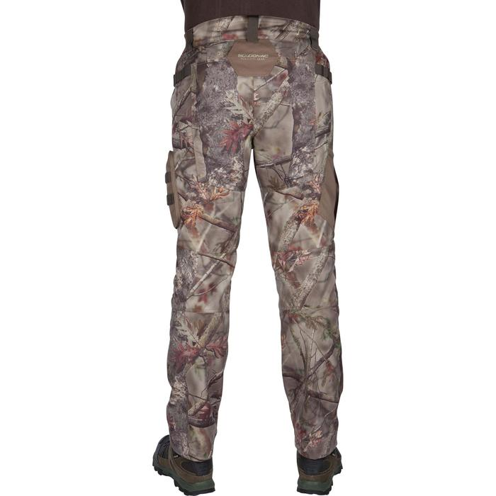 Pantalon ACTIKAM-B 300 Camouflage marron - 705569