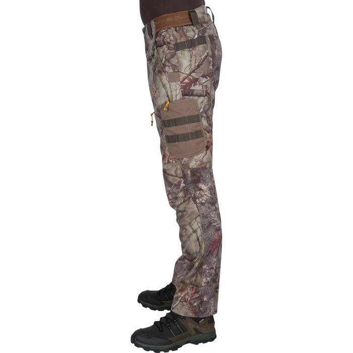 Pantalon ACTIKAM-B 300 Camouflage marron - 705570