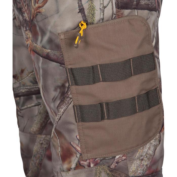Pantalon ACTIKAM-B 300 Camouflage marron - 705572