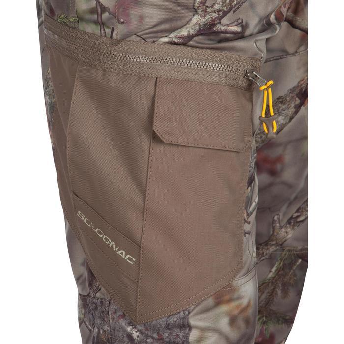 Pantalon ACTIKAM-B 300 Camouflage marron - 705573